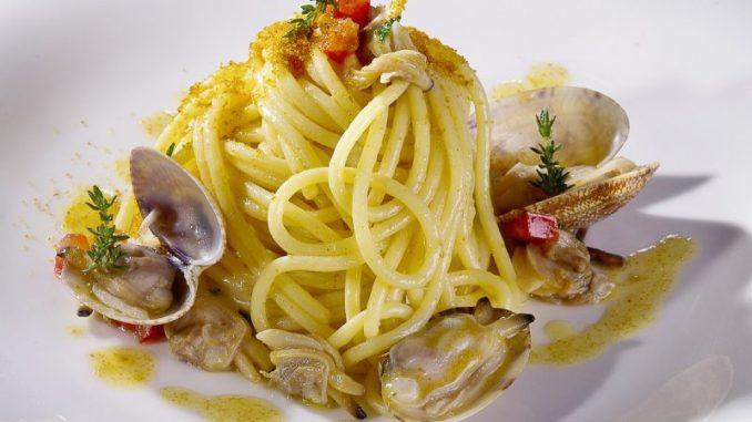 Resep Spaghetti Kerang